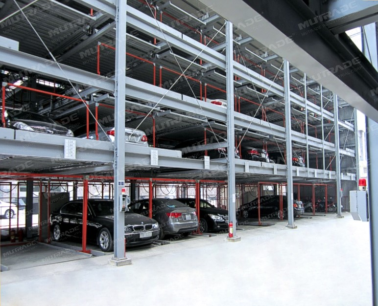 WHAT IS MULTILEVEL AUTOMATED PARKING?