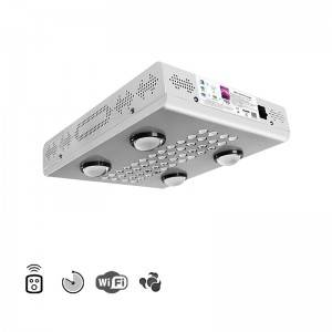 Factory Directly supply Led Plant Growth Light - WiFi 600W LED Grow Light – MINGXUE Optoelectronics