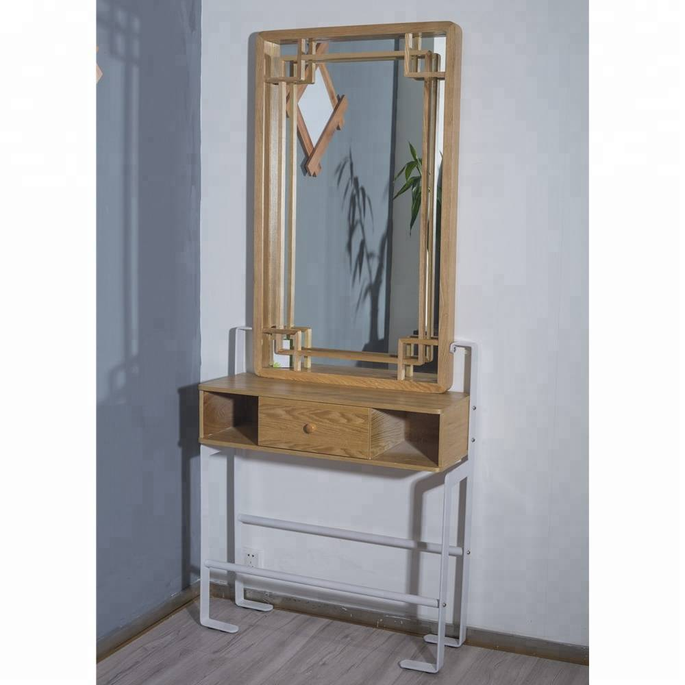 Hair style makeup styling hairdressing units equipment beauty salon station dressing mirror