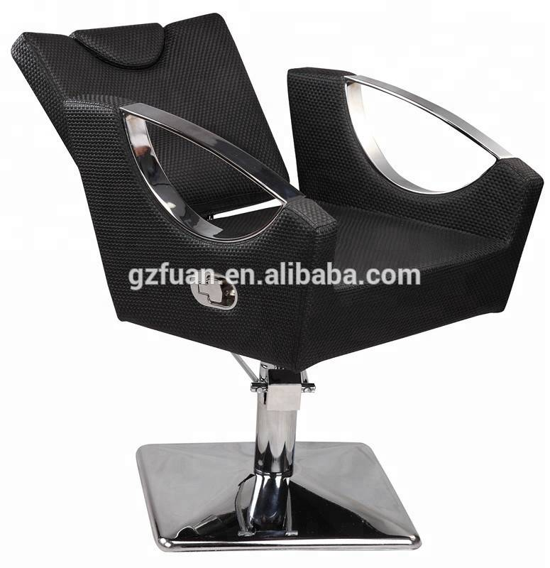 China manufacturer direct supplying beauty salon equipment hydraulic hair salon styling chair barber chair