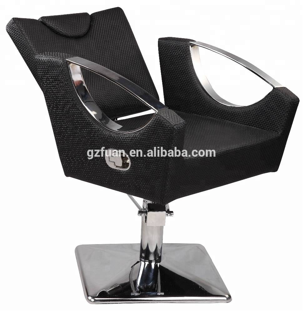 Hot sale barber shop hair salon man reclining old style vintage heavy duty used barber chairs for sale Featured Image