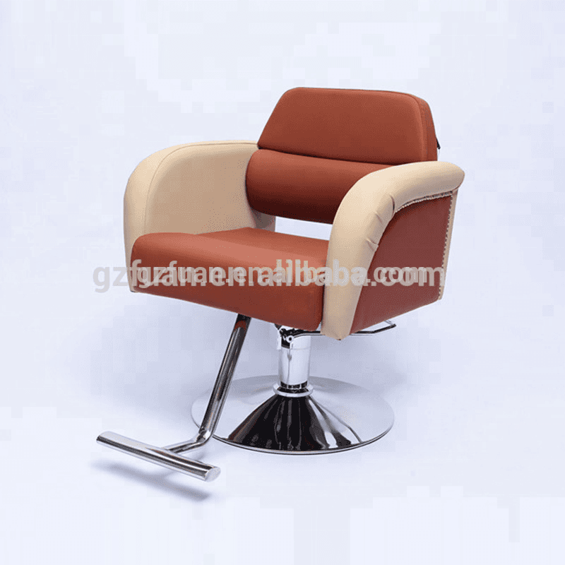 Hot sale style beauty furniture hair all purpose salon cutting chairs unique salon styling chair