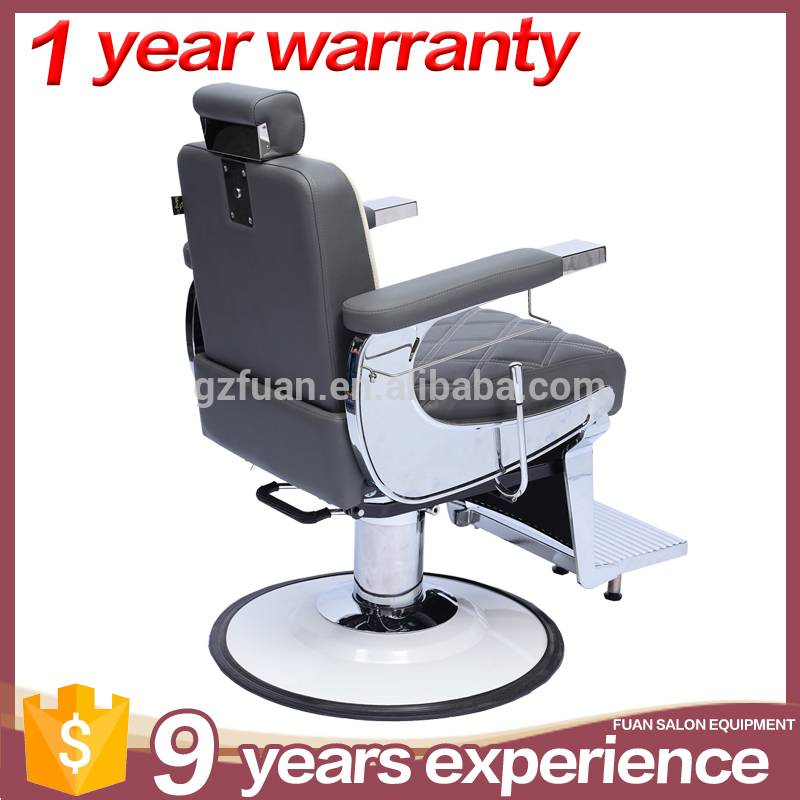 Barber shop man styling classic heavy duty reclining hydraulic portable wholesale antique cheap vintage barber chair