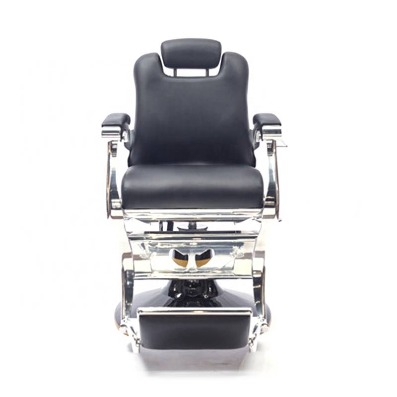 French style color option antique vintage grey portable beauty styling hair chair salon hairdressing salon chair for men