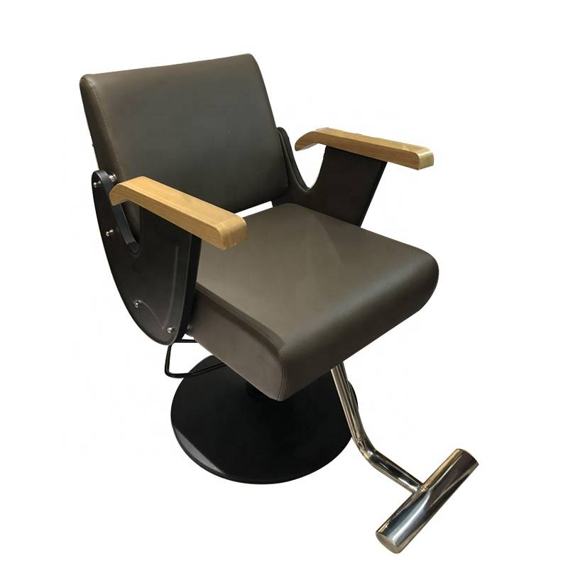 Salon furniture hairdressing supplies good price reclining hydraulic indonesian furniture beauty new cheap salon barber chair Featured Image