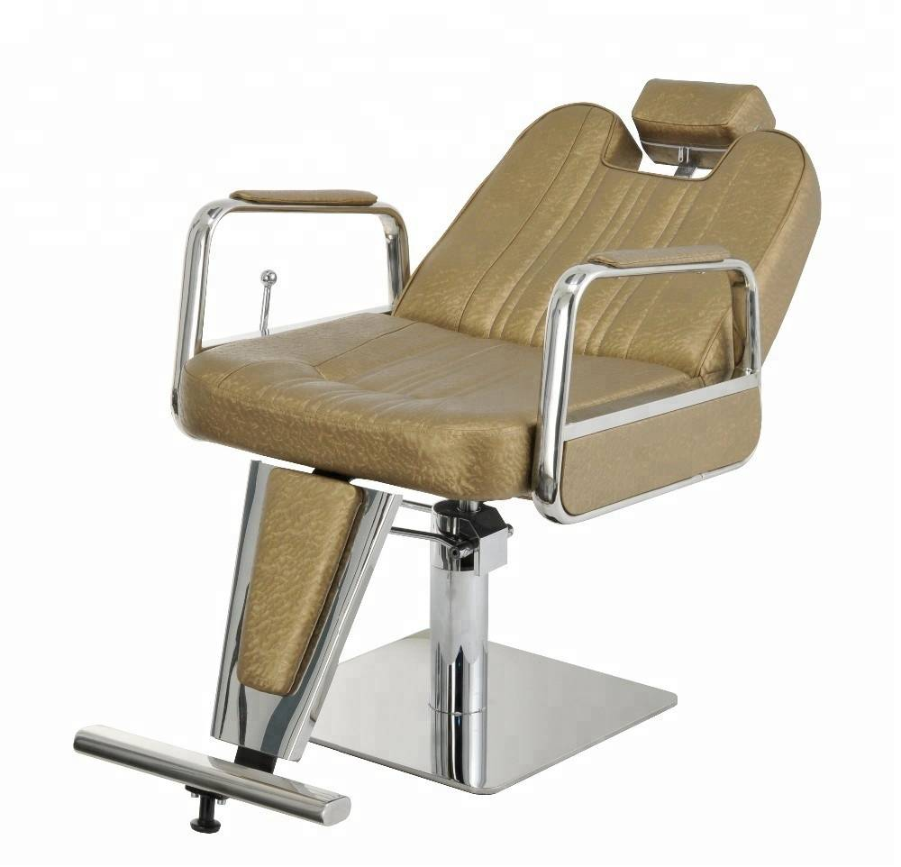 Synthetic leather high denisity sponge modern Italian style barbershop hydraulic styling chairs antique barber chair for sale