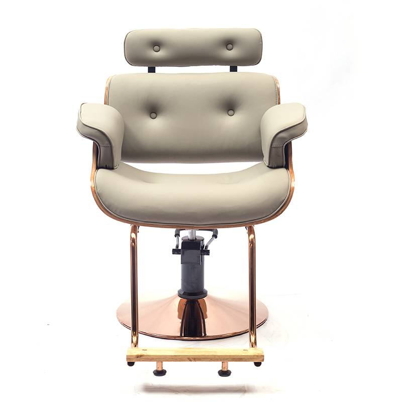Guangzhou mingyi salon furniture white cheap hair beauty cheap used hair salon chairs styling for sale Featured Image