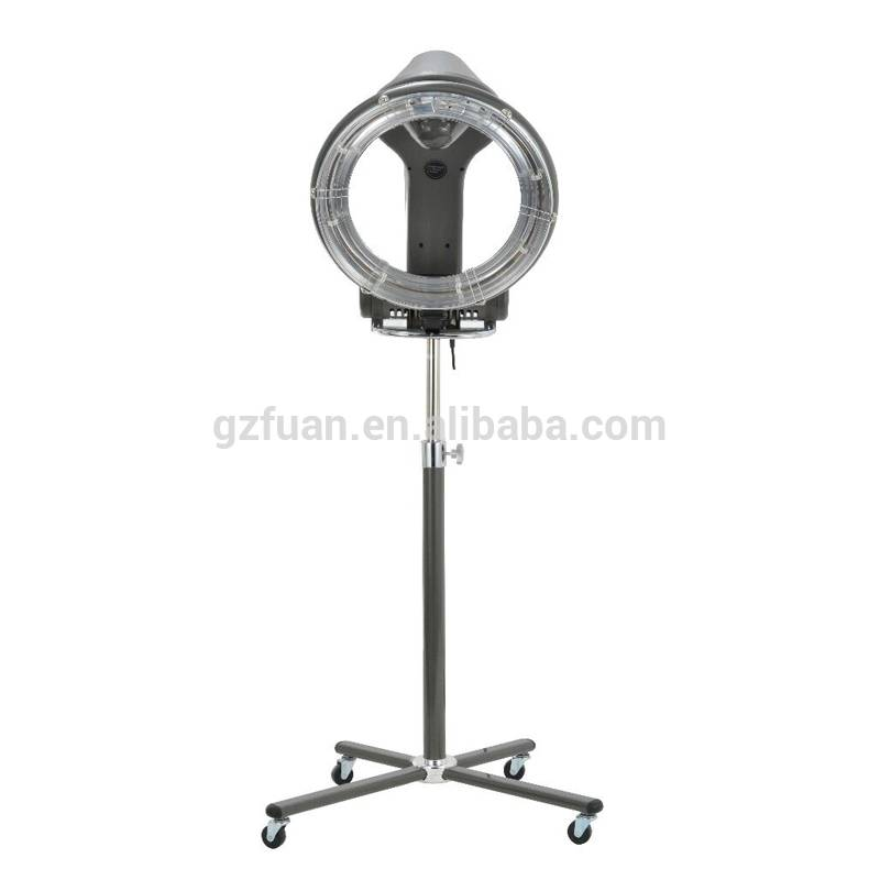 China factory wholesale prices best beauty salon use stand professional hair steamer hair spa steamer