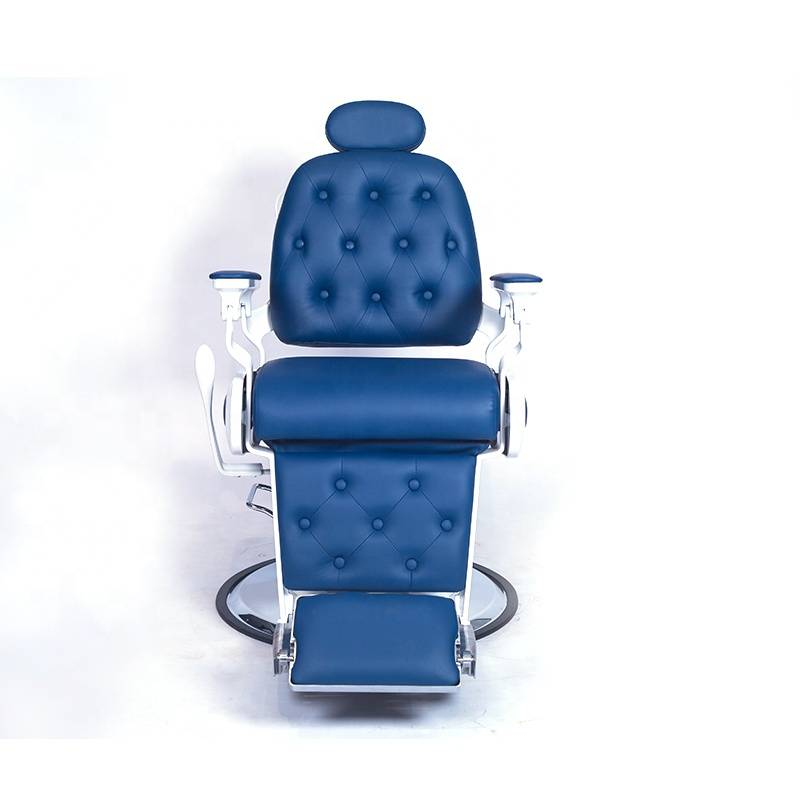 OEM ODM low MOQ hair cutting hairdressing man's salon styling chairs beauty parlor barber hair chair for sale cheap price