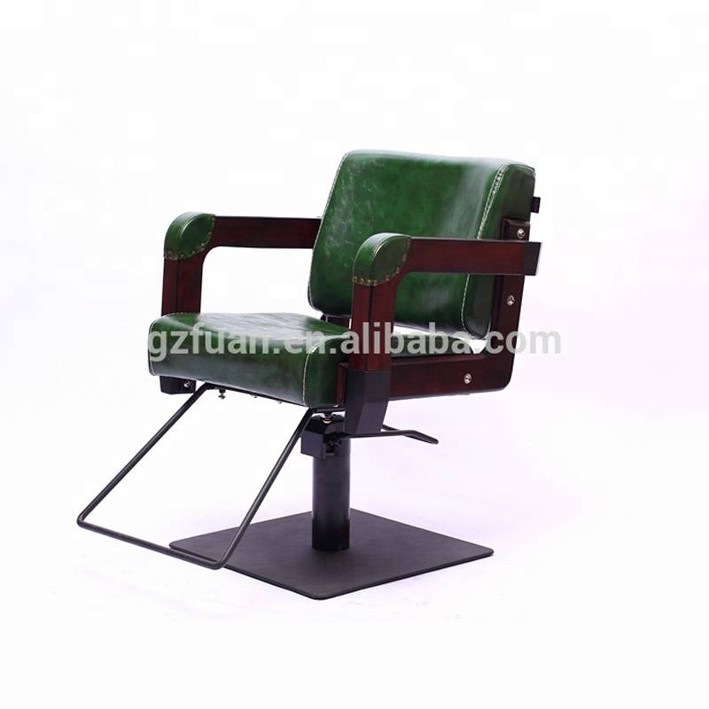 Molding sponge new style synthetic leather reclining beauty chair best salon styling chairs for sale