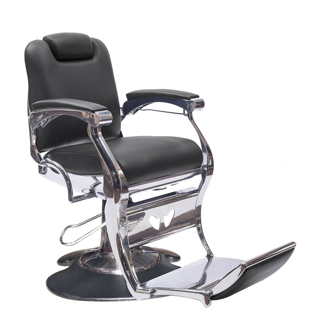 Artist Hand Heavy Duty All Purpose Hydraulic Recline Barber Chair Shampoo 360 Swivel Professional Vintage Salon Spa Chair