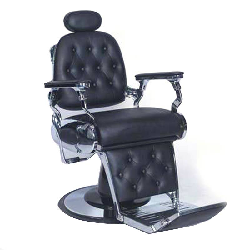 Newest modern cheap white salon hair cutting hair dresser styling chair Featured Image