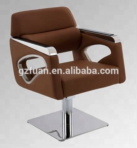 China factory wholesale custom hairstylist chair beauty salon equipment barber chair portable salon chair for sale Featured Image