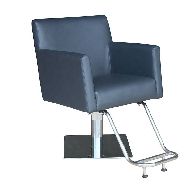Beauty furniture cheap price antique unique styled blue reclining hydraulic barber chairs hair cutting used salon chairs styling