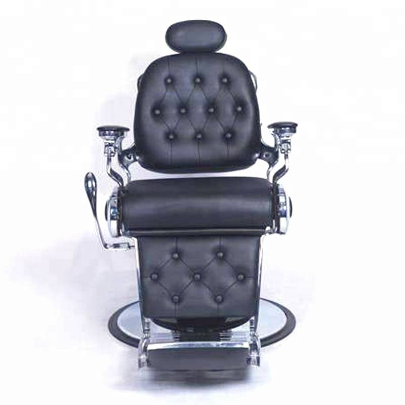 Cheap price 360 degrees rotate big heavy duty hydraulic pump men women hairdresser styling chair beauty parlor hair salon chairs