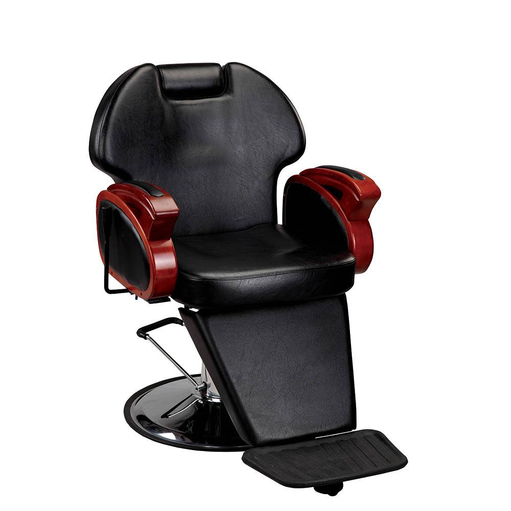 Artist Hand Black All Purpose Hydraulic Recline Barber Chair Salon Beauty Spa Shampoo Styling Chair