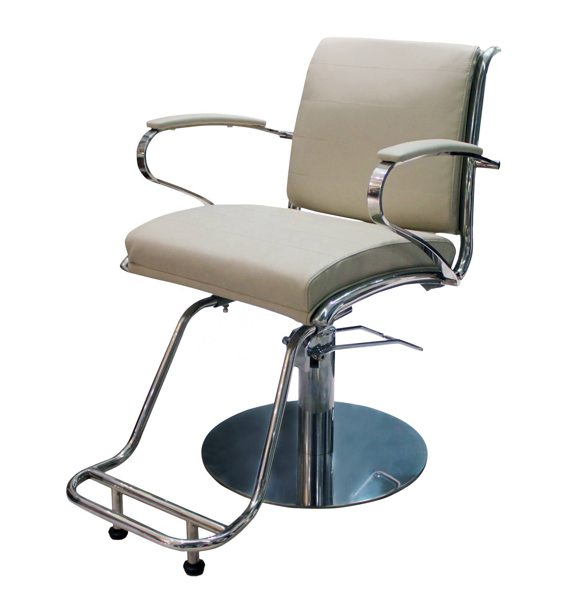 Exquisite barbershop salon equipment small beauty hairdressing chair styling chair