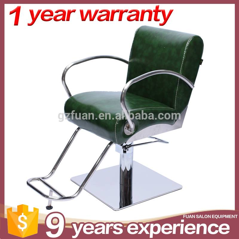 popular stainless steel armrest hydraulic tattoo chair