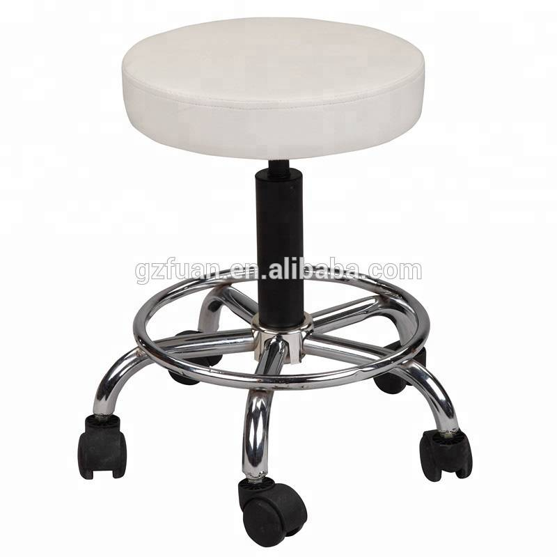 Nice hair salon furniture Master chair stool for sale
