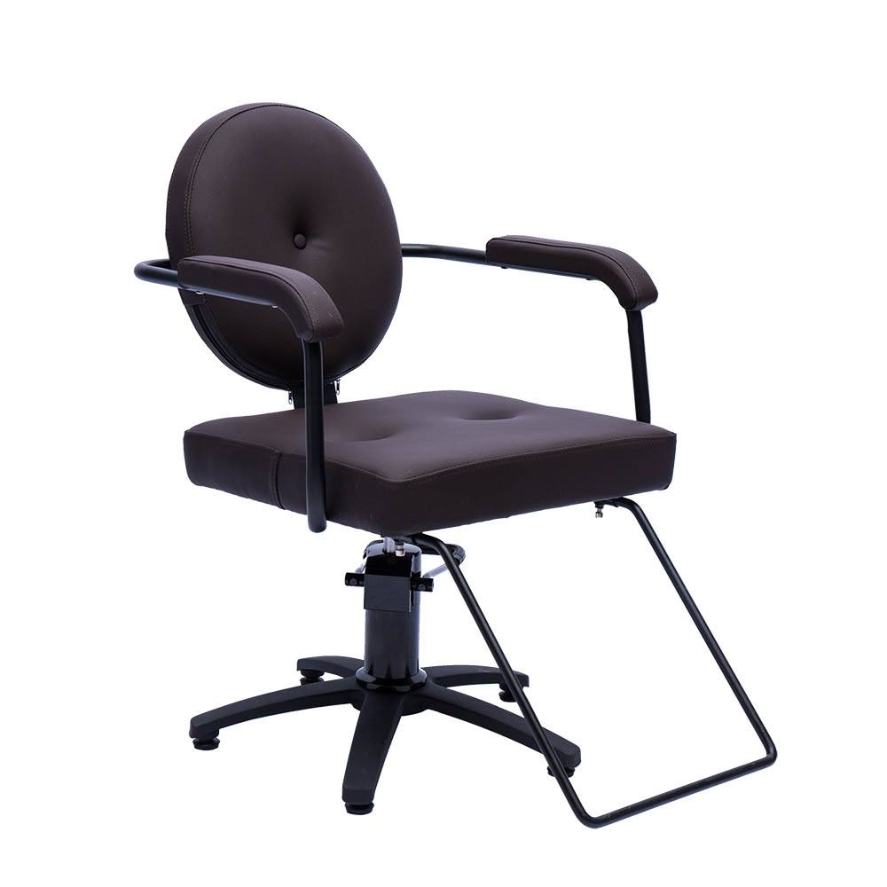 factory salon furniture barber chair crossback  hair chair salon styling