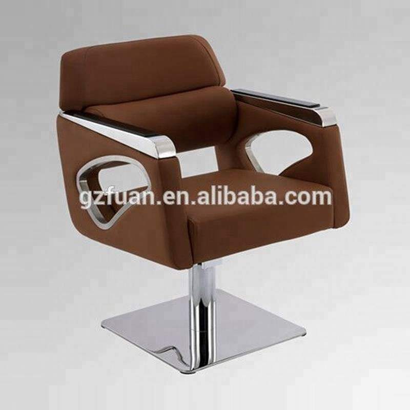 China modern portable colored salon used hairdressing chair for sale