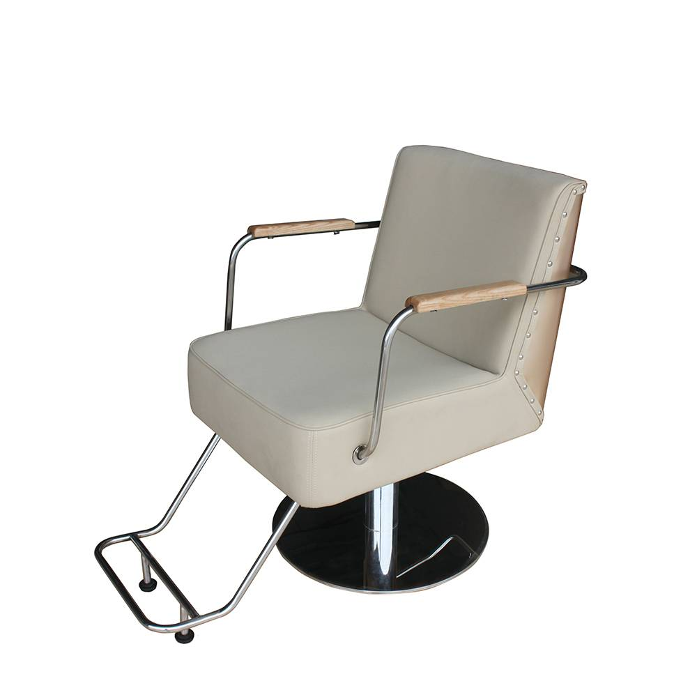 new design fashionable salon furniture barber chair styling chair hair cutting chairs