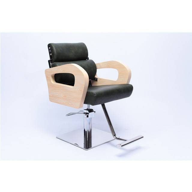 Wholesale heavy duty salon furniture man old style classic reclining hydraulic cheap barber chair philippines