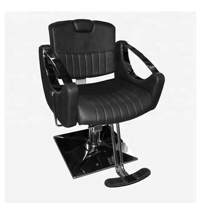 factory wholesale black simple hair salon barber chair