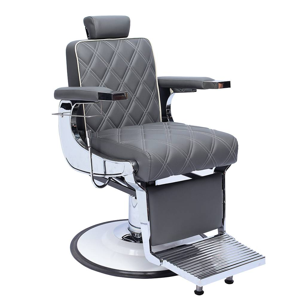 hydraulic 360 big pump reclining barbershop hairdressing chair antique barber chair