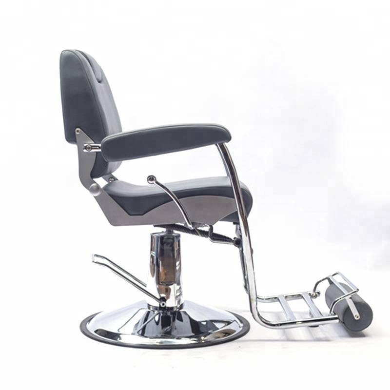 High density sponge fashionable barber chair modern beauty salon men's salon chair