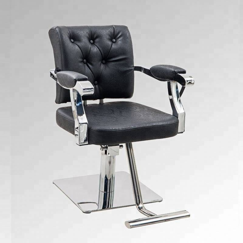 Elegant style PU leather sale cheap styling chair hydraulic barber chair