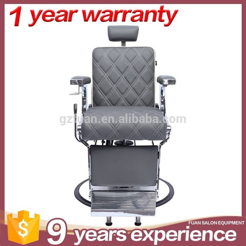 Barber shop styling chair price modern luxury professional leather barber chairs