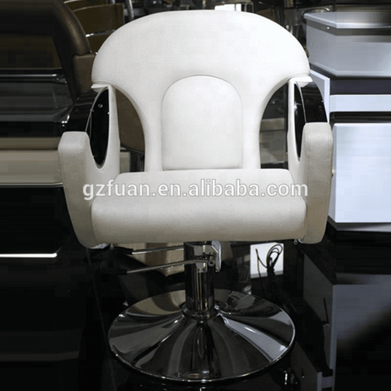 China manufacturers salon furniture delicacy design reclining hairdressing chair barber chair for sale cheap