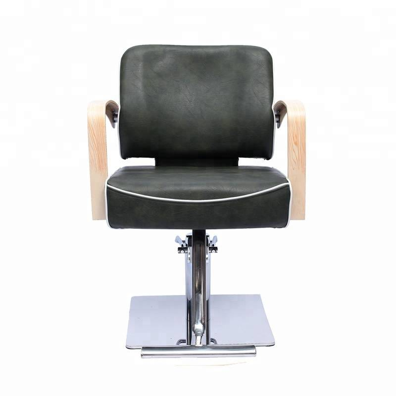 Factory price durable synthetic leather salon chair barber styling chair