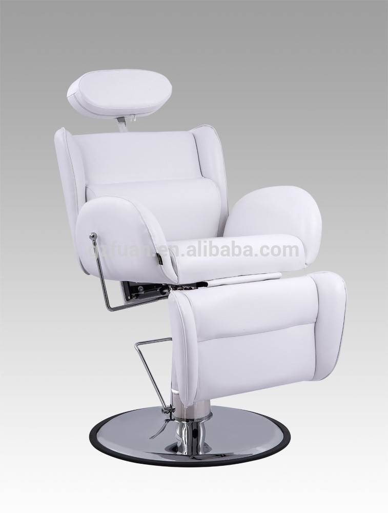 Salon furniture adjustable footrest reclining styling reclining wholesale vintage cheap barber chair manufacturer