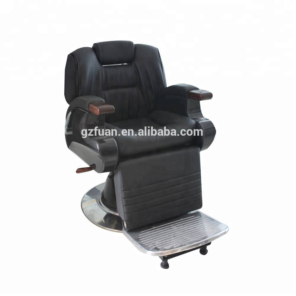 Barber chair manufacture mingyi salon beauty portable black vintage antique hydraulic reclining hair cut hairdressing chair Featured Image