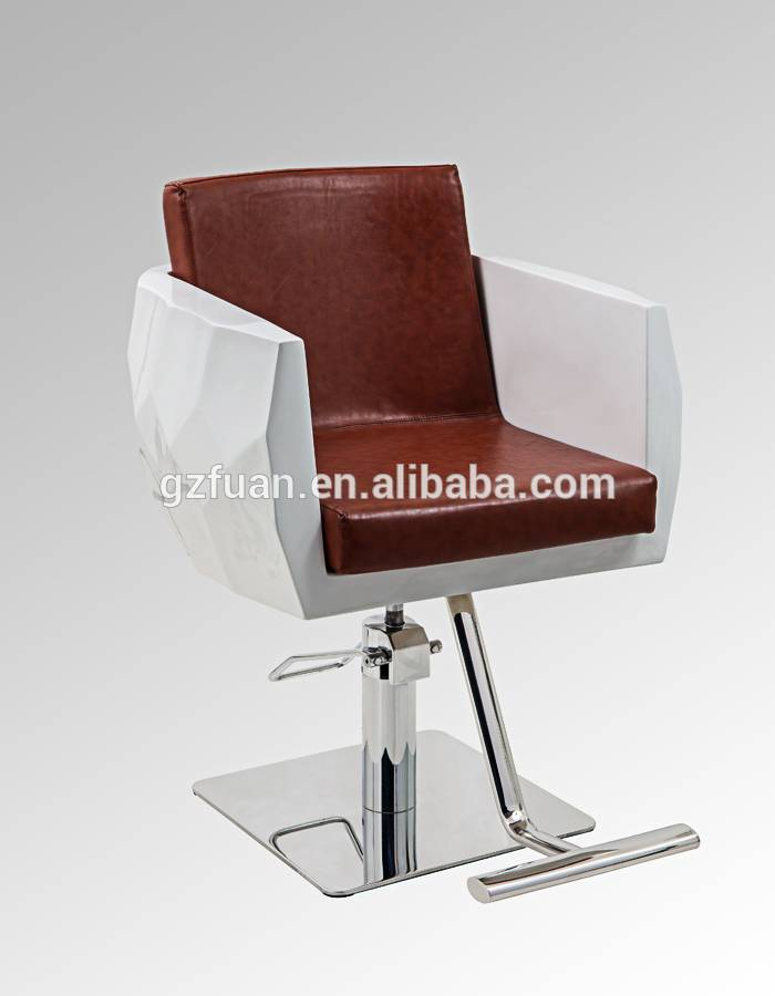 Salon furniture manufacturer elegant fiber glass styling chair salon hairdressing supplies China barber chair for sale MY-007-84
