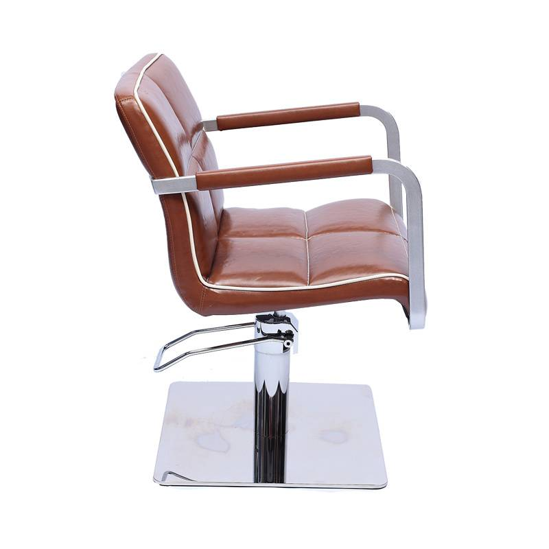 Latest beauty salons wholesale hydraulic portable hair salon equipment styling barber chair