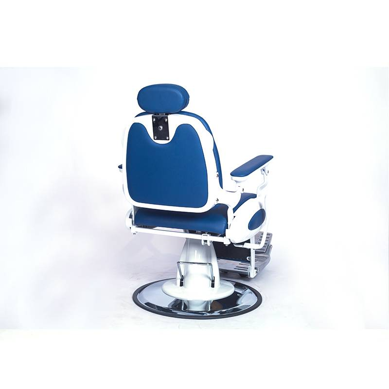 Professional OEM ODM service manufacturer direct supplying lowest price high end styling used hair salon chairs barber chair