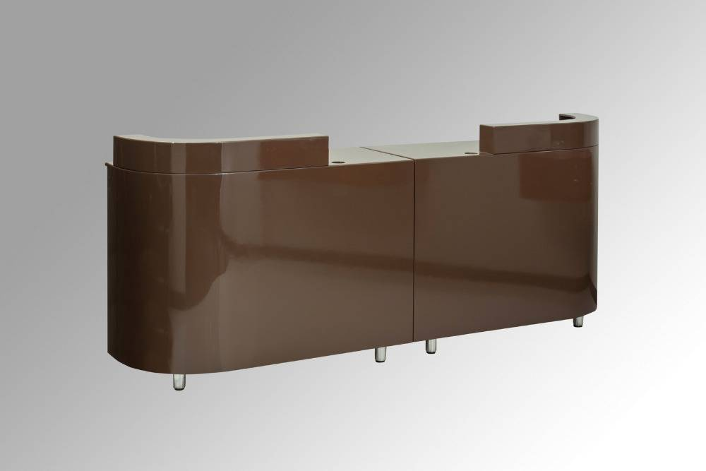 Salon furniture usd reception desk salon reception desk