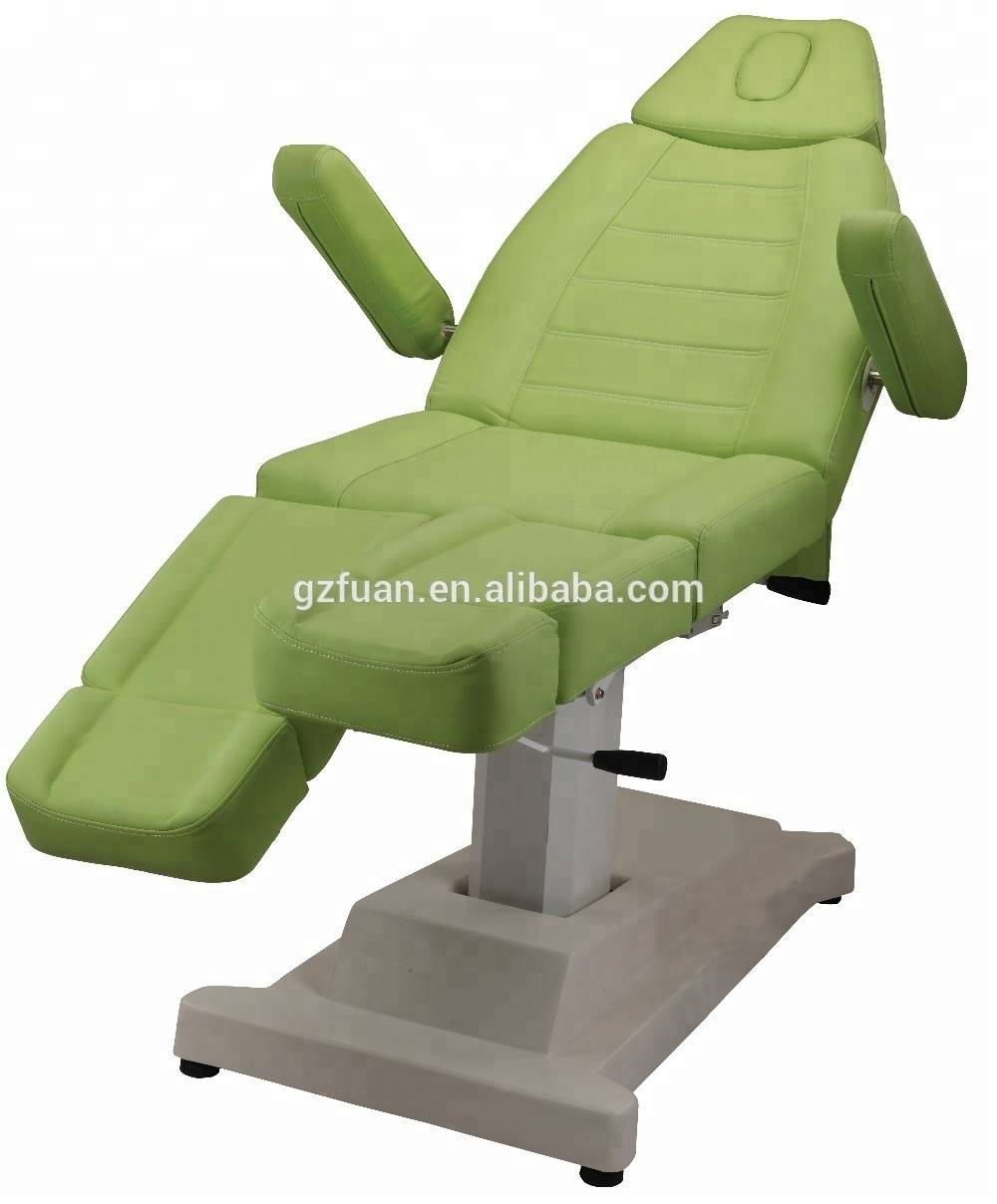 Modern luxury flexible beauty salon furniture spa massage table hydraulic wholesalers electric facial bed for sale