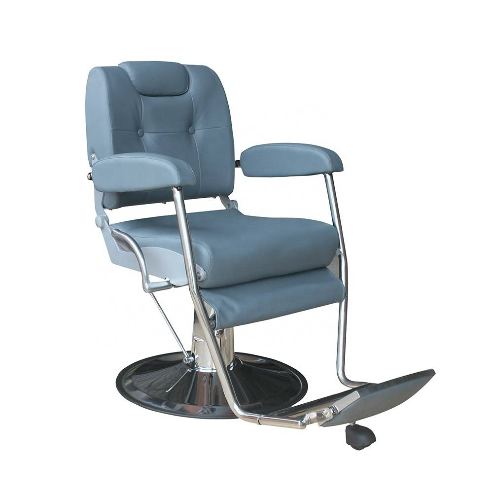 2018 New portable wholesale modern good price beauty salon hair cutting back reclining barber chair eyebrow threading chair