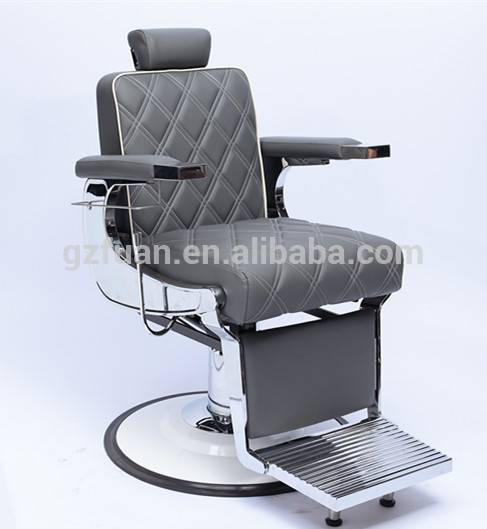 Barber shop man styling classic heavy duty reclining hydraulic portable wholesale antique cheap vintage barber chair Featured Image