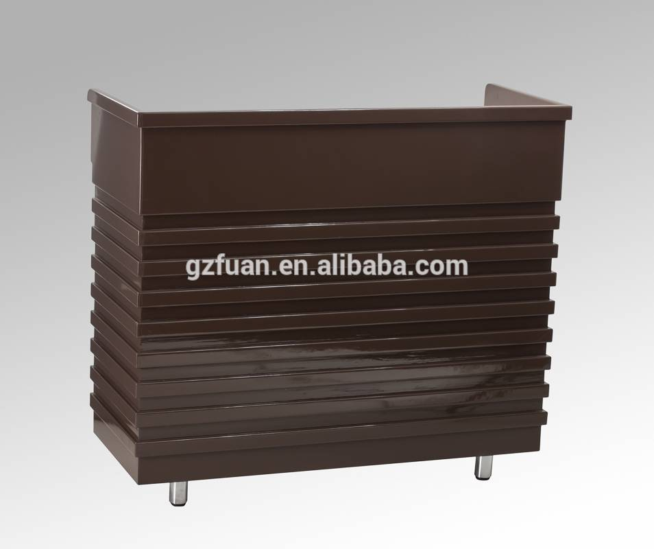 Wholesale beauty salon used modern hair salon reception desk