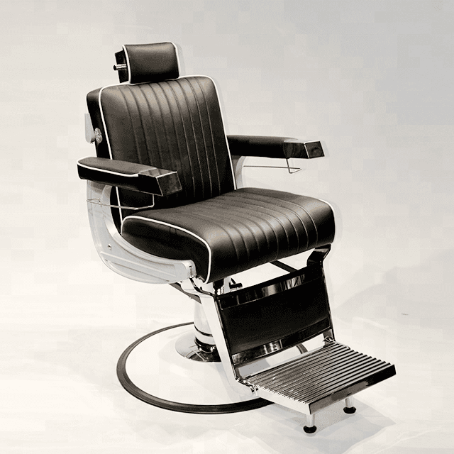 Hot selling wholesale cheap price beauty salon vintage man hair cutting hairdresser chair reclining barber chair manufacturer