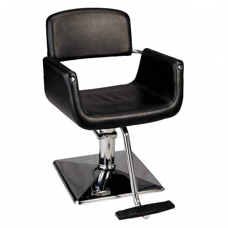 High quality all purpose salon chair small size portable wholesale price barber chair
