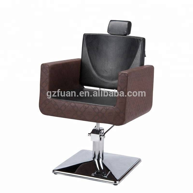 China manufacturer high quality cheap beauty salon furniture portable barber chair for sale
