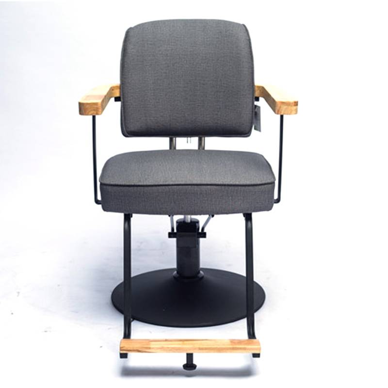 Salon furniture hairdressing barber chair manufacturer China good hydraulic pump styling chair hair salon chairs for sale cheap