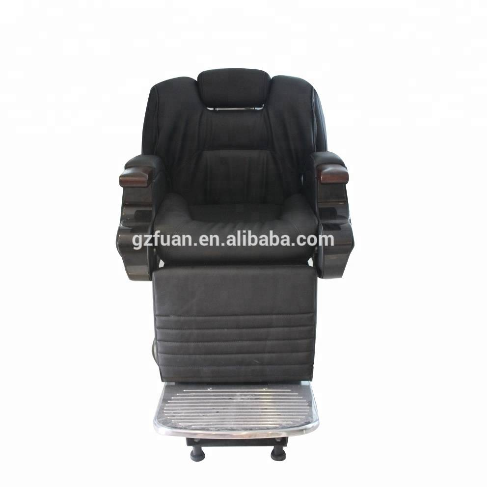 Barber chair manufacture mingyi salon beauty portable black vintage antique hydraulic reclining hair cut hairdressing chair
