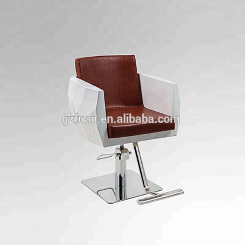 New style salon unique hairdressing used heavy duty hair cutting chair salon styling chair barber Chair Featured Image